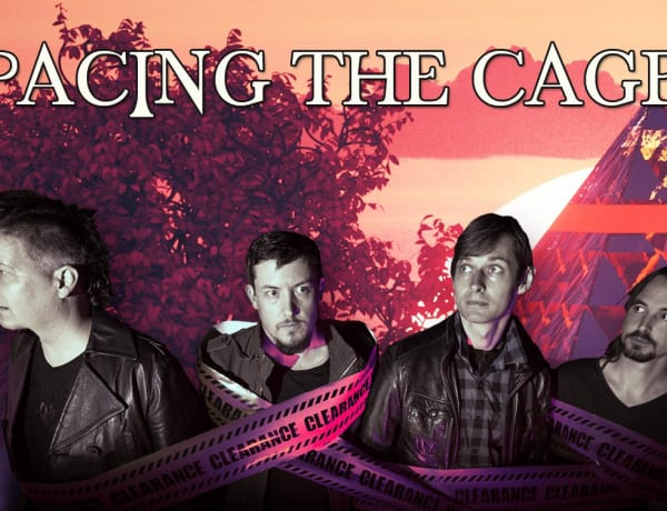 Australian band pacing the cage