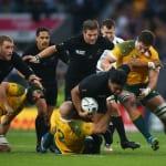 New Zealand vs Australia rugby