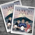 Traveling Around Japan for the Rugby? You Need This New Guide Magazine