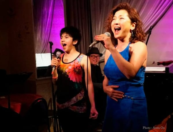 Singer Nanae Ismail
