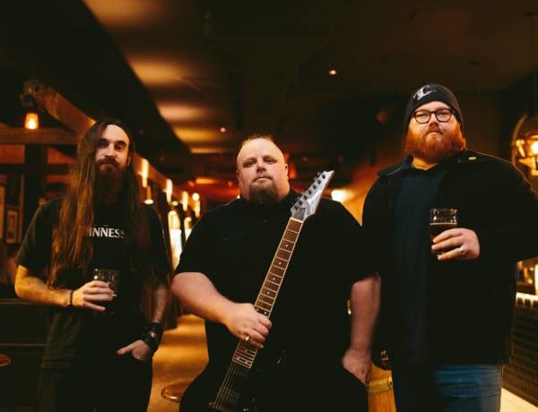Australian metal band Therein