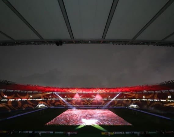 Rugby World Cup Japan opening ceremony