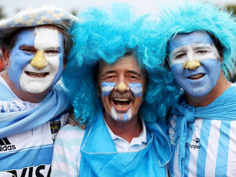 Argentina Fans Rugby World Cup 2019
