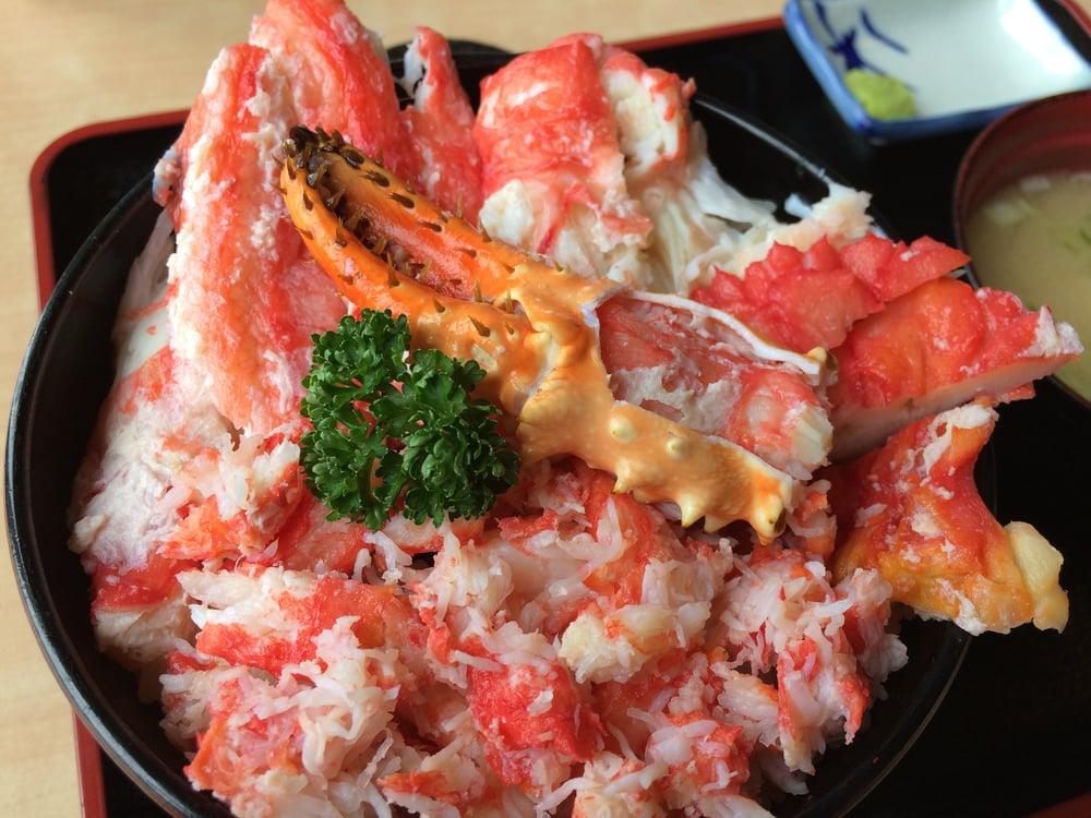 Hokkaido crab meat