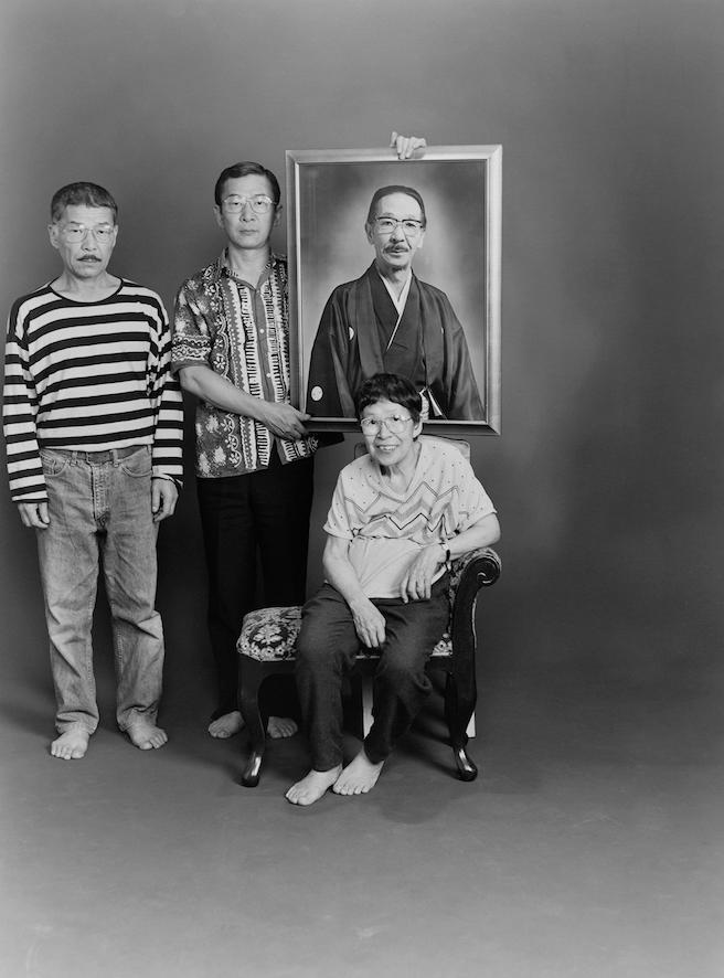 Masahisa Fukase Family Photo Book Tokyo Weekender