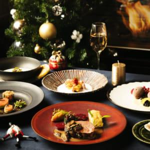 Andaz Tokyo Christmas dinner