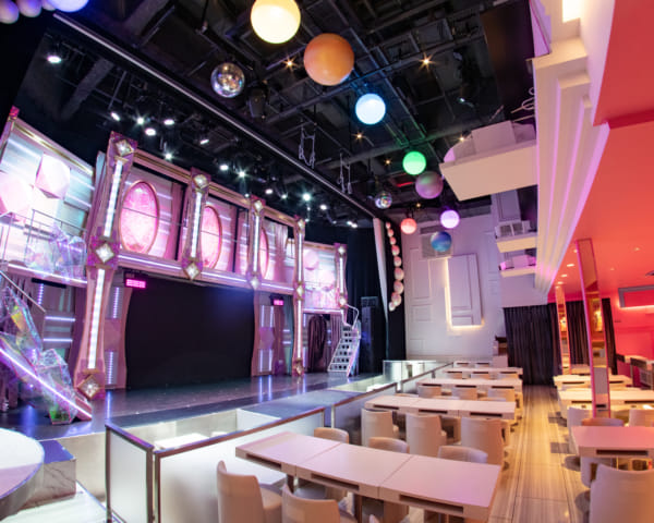 Relive Childhood Sailor Guardian Dreams at Tokyo's New Sailor Moon Show Restaurant