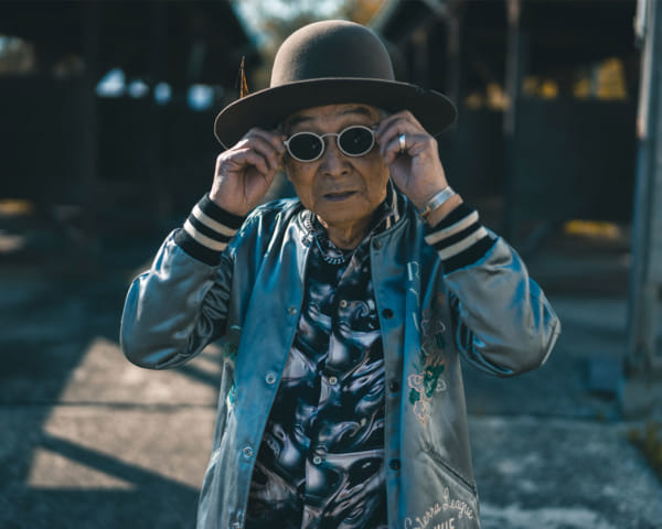Photo Story: Meet Japan's Most Stylish Grandpa, Silver Tetsuya