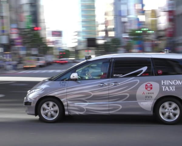 Need a Ride? Hop on Tokyo's First Autonomous Taxi