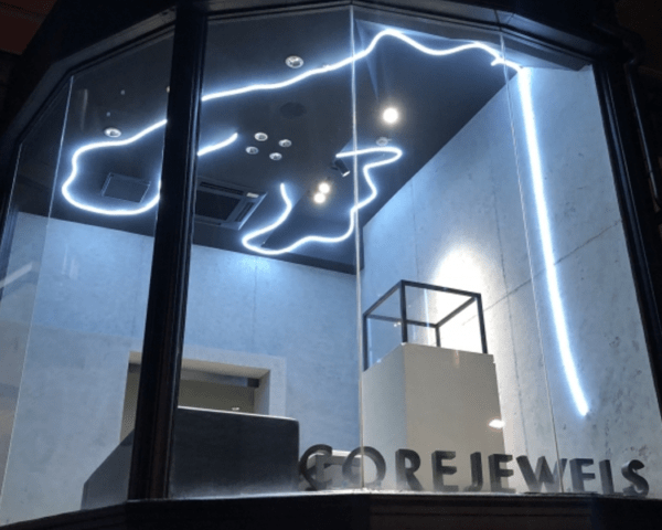 Core Jewels Opens Its First Company Store in Harajuku