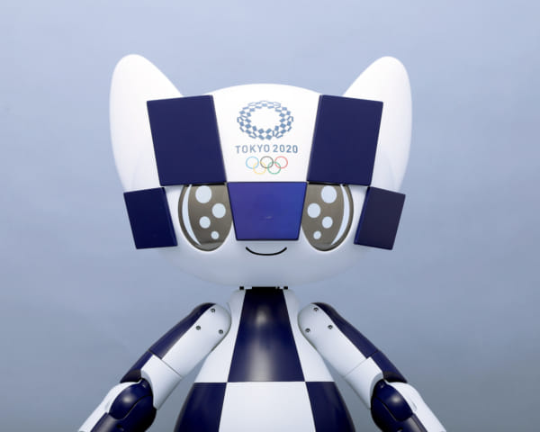 5 Robots You Will Only See at the Tokyo 2020 Olympics