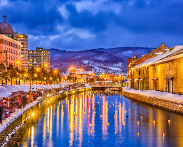 5 Top Destinations in Japan for Winter Festival Getaways