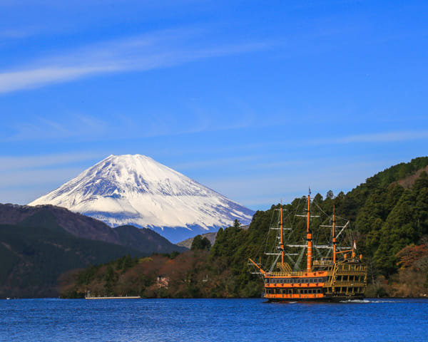 Hakone Day Trip: TW's Guide to Dining, Onsen & Mount Fuji Views