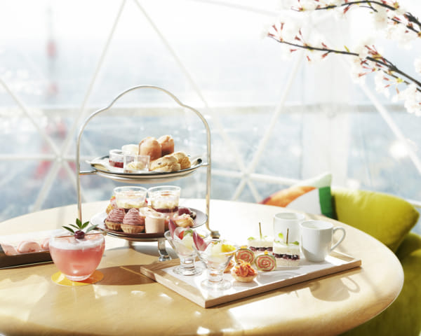 Hanami in Luxury: 6 Ways to Celebrate Spring at Andaz Tokyo