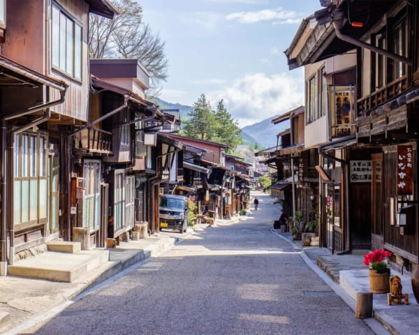 A Walk Through Time: A Guide to Five Days on the Nakasendo Way