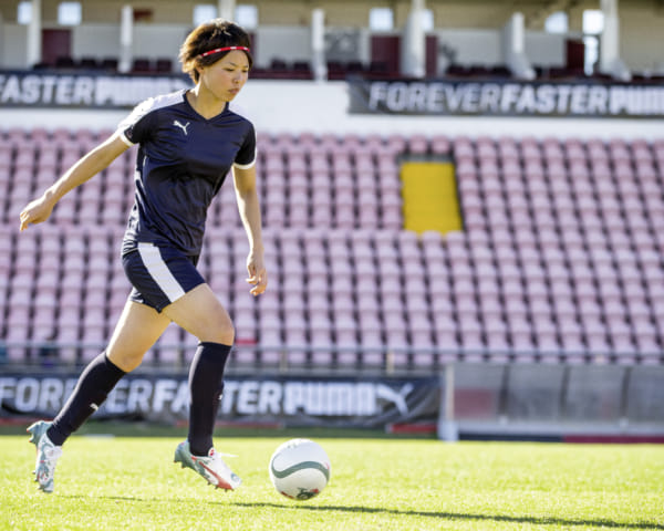 "Meet the 2020 Athletes: 2019 Asian Women's Footballer of the Year Saki Kumagai – ""Our Aim Is To Win Gold"""
