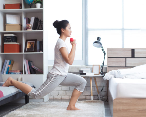 5 Exercises You Can Do in a Tokyo Apartment