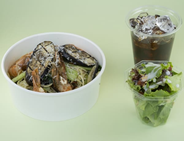 Business Lunch Set Marriott Hotel Tokyo Weekender Takeout Covid Coronavirus Food