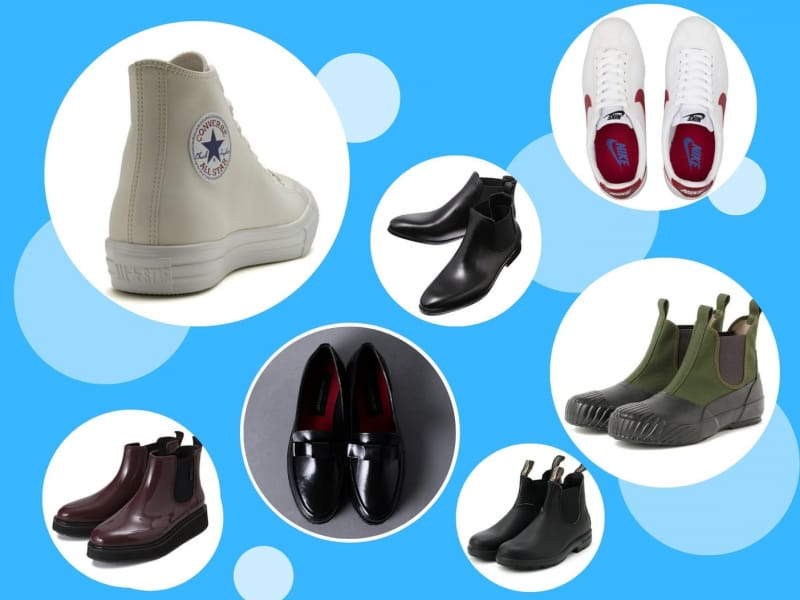 10 Waterproof Shoes To Buy in Japan This Rainy Season