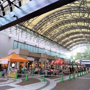 Hills Marche Ark Shopping Tokyo Weekender