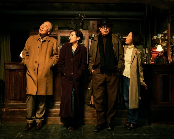 "TW at the Movies: ""I Never Shot Anyone"" Attempts to Reinvent Japanese Film Noir"