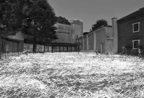 Tokihiro Sato Photo Respiration Hara Museum Contemporary Art Exhibition Time Flows Tokyo Weekender