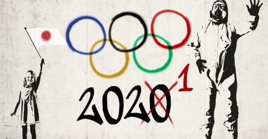 Tokyo 2020 2021 Olympics