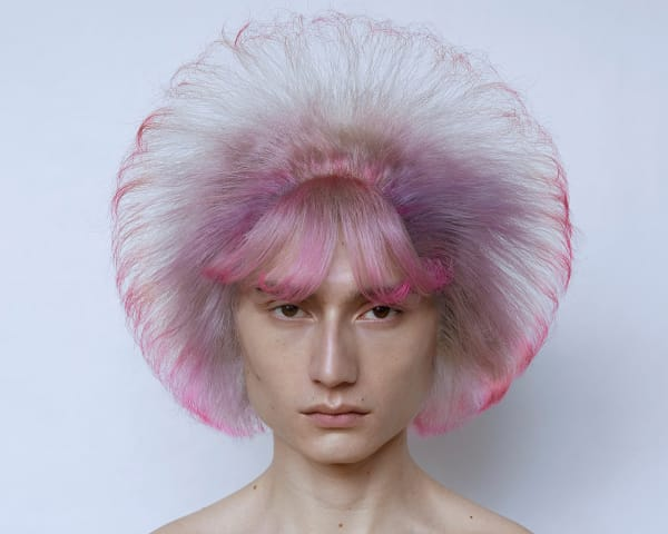 The Life-changing Fancy Wigs of Tomihiro Kono