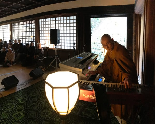 The Kyoto Priest Spreading Buddhism through Electronic Music