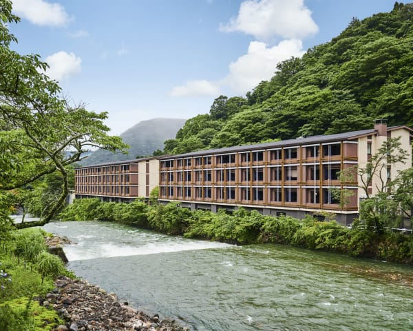 Hotel Indigo Hakone Gora: New Onsen Hotel Blends Tradition and Contemporary Style