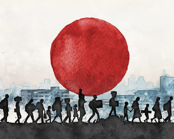 Invisible in Japan: Refugees Seeking Asylum Struggle for Survival