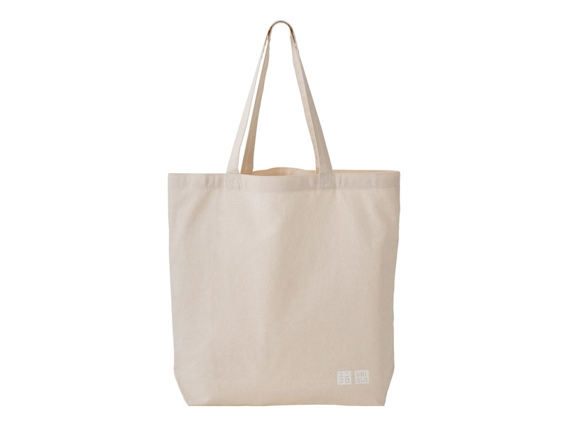 Uniqlo eco bag