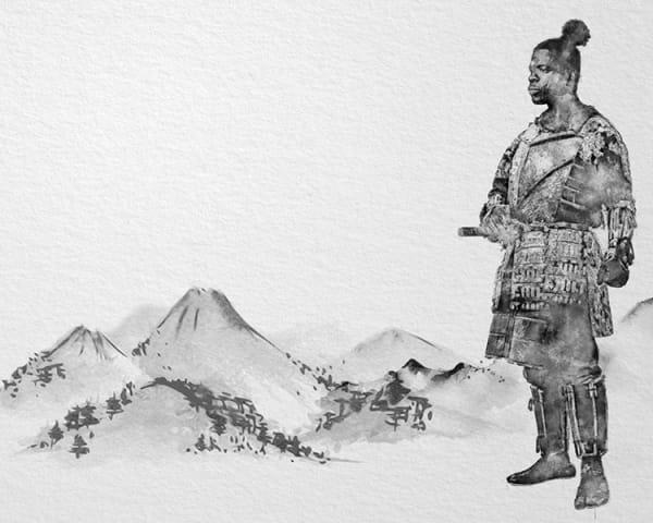 The African Samurai: The True Story of Yasuke, Japan's Legendary Black Warrior