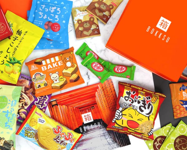 Bokksu: The Sweetest Subscription Box You'll Ever Receive from Japan