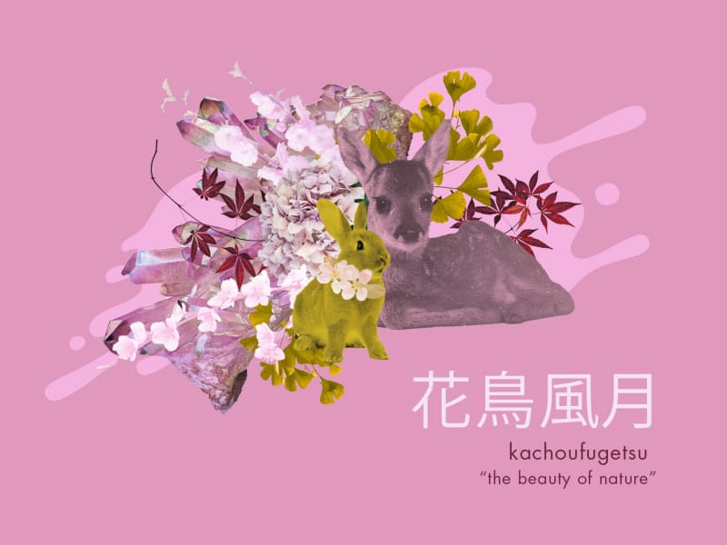 "Weekly Japanese Idiom: ""Kachoufugetsu"" — The Beauty of Nature"
