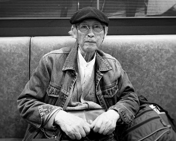 """""""It's The Small Things That Give Me Hope"""":  A Conversation With 89-Year-Old Japanese Poet Masao Ogatsu"""