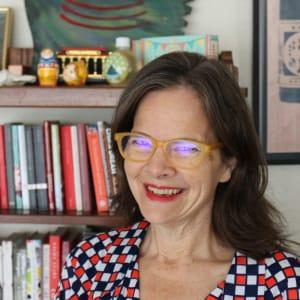 CWAJ president Jane Grimes