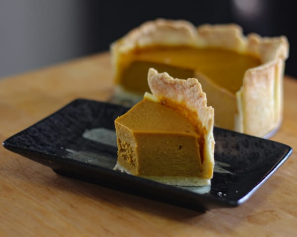 How to Make Homemade Pumpkin Pie in Japan and other Seasonal Autumn Recipes