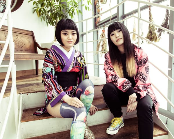 Like Nothing You've Seen Before: Rising Duo YY Fuses Traditional Koto Music with DJ'ing