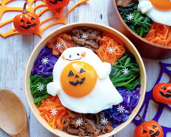 These Halloween Obento on Japan's Instagram Will Take Your Breath Away