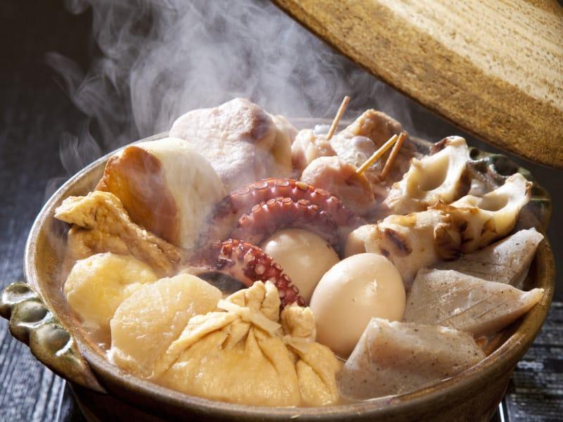 Oden: Japan's Famous Hot Pot Dish