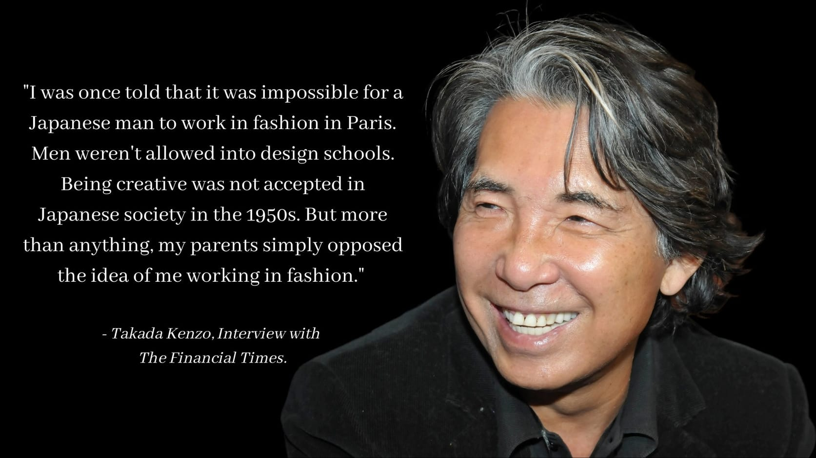 Farewell To Kenzo The Visionary Who Brought Japanese Vibrancy To The World Tokyo Weekender