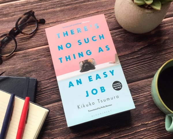 6 Questions With Polly Barton, Translator of 'There's No Such Thing as an Easy Job'