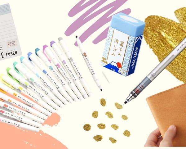 10 Japanese Stationery Items For Creatives On-the-Go