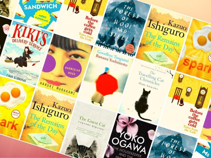 12 Japanese Books to Get You in the Mood for Autumn