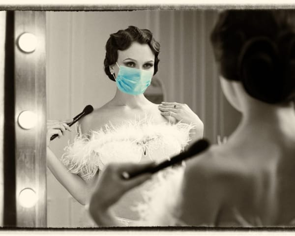 All Dressed Up and Nowhere to Go: Dating During The Pandemic, a Tokyo series