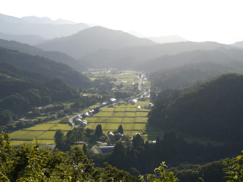 The Fight to Save Japan's Remote Villages through 44 Resilience Values