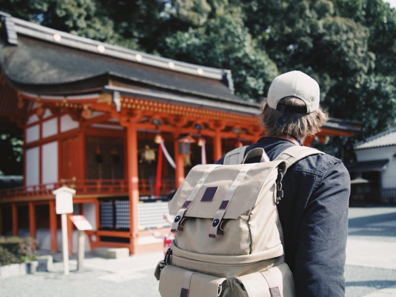 Traveling Through Japan in the Age of Covid-19: A Personal Encounter