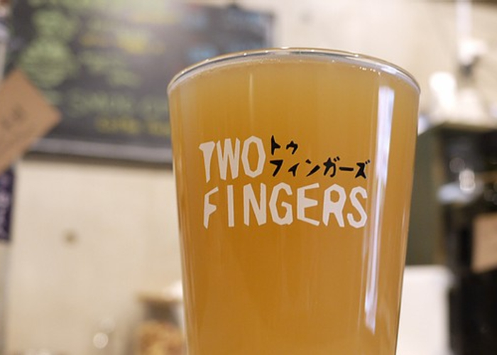 two fingers craft beer ikebukuro