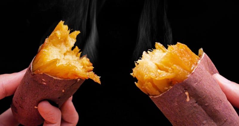 yakiimo sweet potato